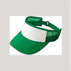 グリーン×ホワイト