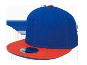 オレンジ×ブルー