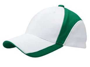 グリーン/ホワイト