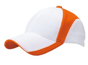 オレンジ/ホワイト