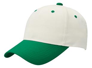 グリーン/オフホワイト
