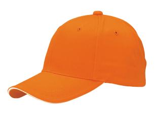 オレンジ/オフホワイト