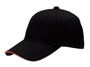 ブラック/オレンジ